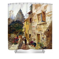 Rapale Shower Curtain