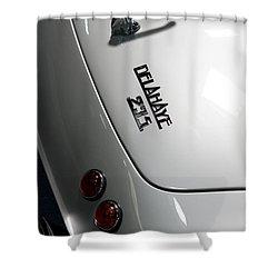 Rare Cabriolet Shower Curtain