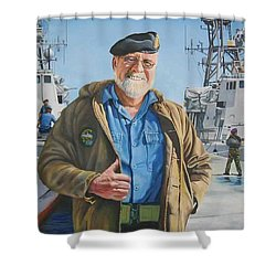 Ras Shower Curtain