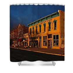 Raton Historic District Shower Curtain