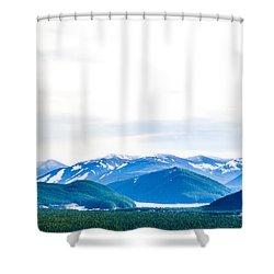 Rattlesnake Ledge Too Shower Curtain