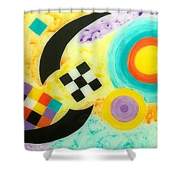 Rav Shower Curtain