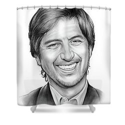 Ray Romano Shower Curtain