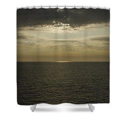 Rays Of Beauty Shower Curtain