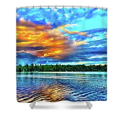 Razzle - Dazzle Shower Curtain