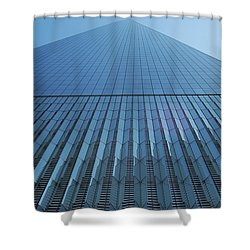 Reaching To Heaven Shower Curtain
