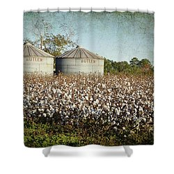Ready For Harvest Shower Curtain