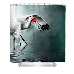 Ready Or Not, Here I Come... Shower Curtain