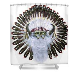 Rebirth Of Spirit Shower Curtain