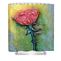 Reborn Shower Curtain by Terry Webb Harshman