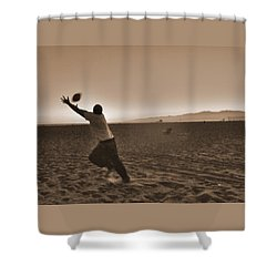 Reception Shower Curtain