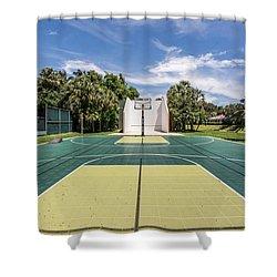 Recreation Shower Curtain