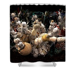 Shower Curtain featuring the photograph Recycling Art by Ivete Basso Photography