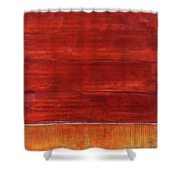 Art Print Redsea Shower Curtain