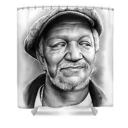 Redd Foxx Shower Curtain