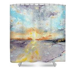 Redeemed Shower Curtain