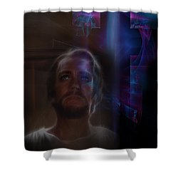 Redeemer Shower Curtain