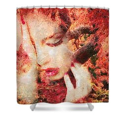 Redemption Shower Curtain