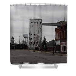 Reed Street Shower Curtain