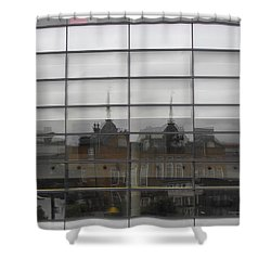 Refection Arsenal 04 Shower Curtain