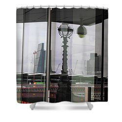 Refection Blackfriars Shower Curtain