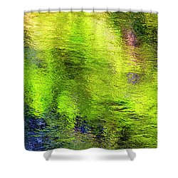 Reflecting Waters Shower Curtain