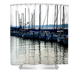 Reflections -  Image  1 Shower Curtain
