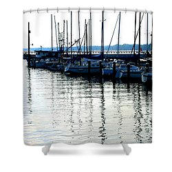 Reflections -  Image  2 Shower Curtain
