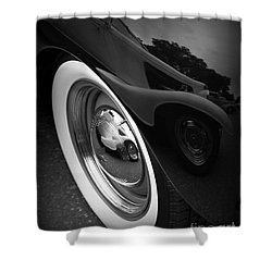 Reflections 2 Shower Curtain by Perry Webster
