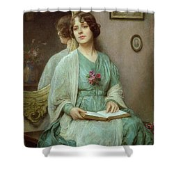Reflections Shower Curtain by Ethel Porter Bailey