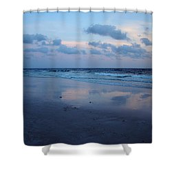 Reflections Shower Curtain by Sandy Keeton