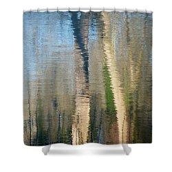 Reflet Rhodanien Pastel 2 Shower Curtain