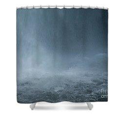 Refreshing Shower Curtain by Shari Nees