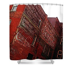 Refreshingly Classic Shower Curtain