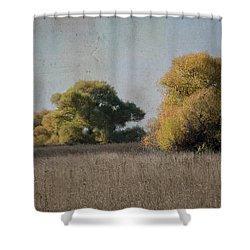 Refuge Shower Curtain