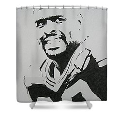 Reggie Shower Curtain