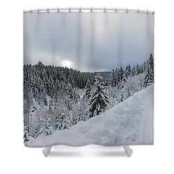 Rehberger Graben, Harz Shower Curtain
