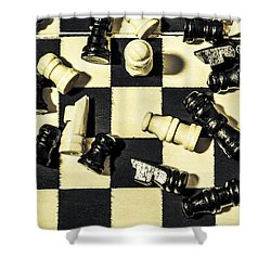 Shower Curtain featuring the photograph Reigning Champ by Jorgo Photography - Wall Art Gallery