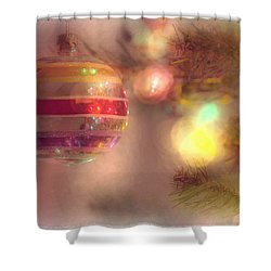Shower Curtain featuring the photograph Relaxed Holiday by Christina Lihani