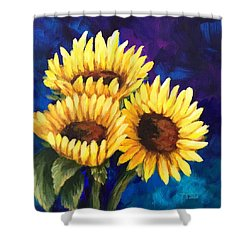 Remembrance Shower Curtain by Torrie Smiley