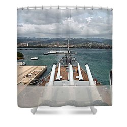 Remember 1941 Shower Curtain