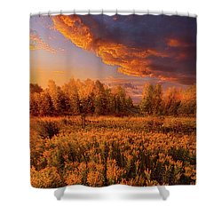 Remember Everything Shower Curtain