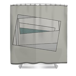Remember Gary 2 Shower Curtain by Stan  Magnan