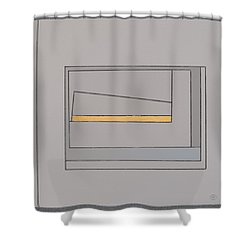 Remember Gary 3 Shower Curtain by Stan  Magnan