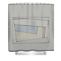 Remember Gary One Shower Curtain by Stan  Magnan