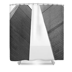 Remember Shower Curtain by Joann Vitali