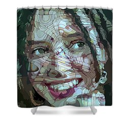 Remember Me Shower Curtain