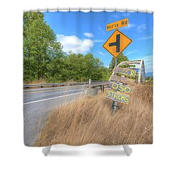 Oso Strong Shower Curtain