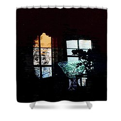 Remember The Time Shower Curtain