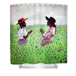 Remember Way Back When Shower Curtain